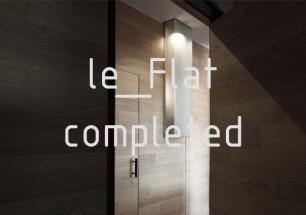 le_Flat - Fabio Barilari Architetti _ News - 2